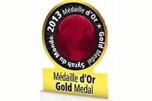 Vaucluse Agricole félicite Marrenon et sa cuvée Gardarèm pour sa médaille d'Or au concours des Syrahs du Monde