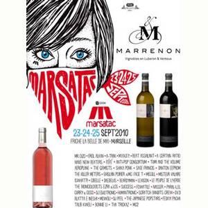 Marsatac 2010 electronic music in Marseille