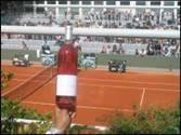 Petula à rolland Garros 2009