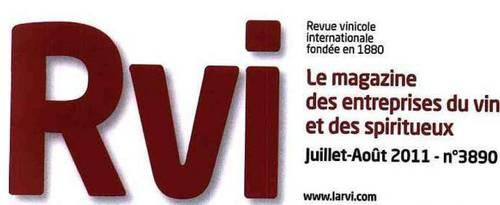 Revue Vinicole Internationale - Le Renouveau du Luberon
