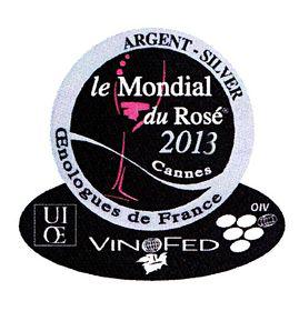 Mondial des rosés 2013