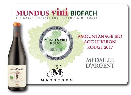 Mundus Vini BioFach 2019