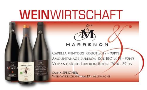 Weinwirtschaft Rating