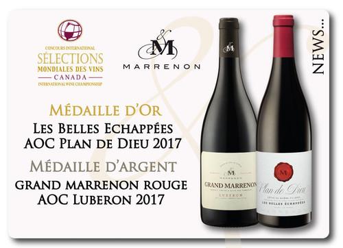 Sélections Mondiales des Vins au Canada