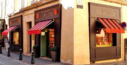 aix en Provence Hediard vins du Luberon et Ventoux