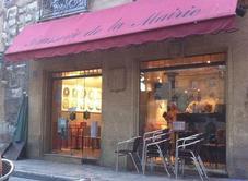 Brasserie à Aix en Provence La Mairie vins du Luberon et Ventoux