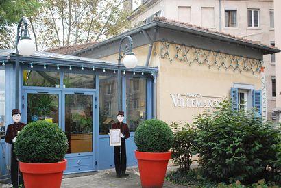 Maison Villemanzy