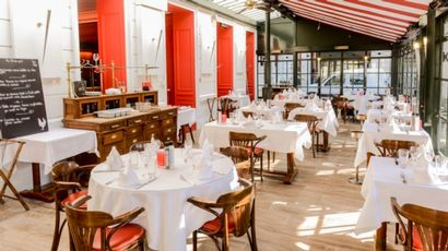 Restaurant Place Bernard - Esprit Georges Blanc