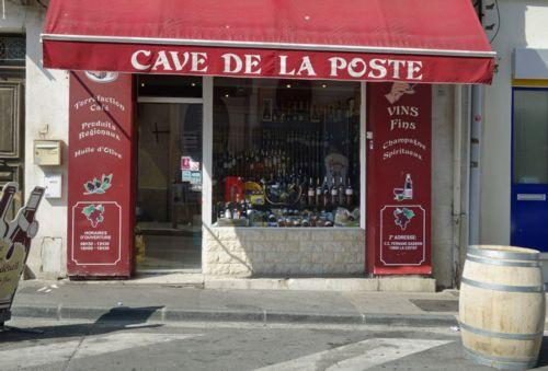 La cave de la Poste