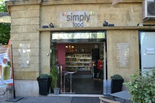Simply Food - Aix