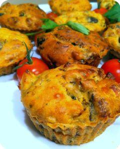 Gâteau de légumes d'Iris