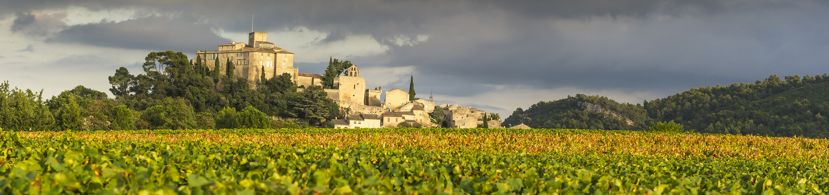The villages of the Luberon
